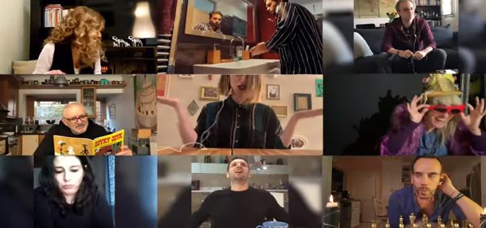 «Θα Κάτσω Σπίτι 2020»: Το μουσικό μήνυμα – Τραγούδι του κορoνοϊού 2020 (video)