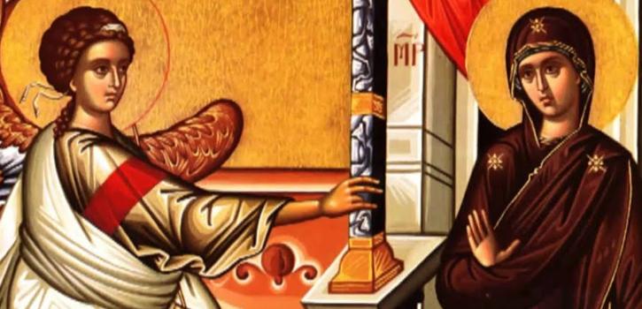 Ύμνοι του Ευαγγελισμού – Ψάλλει ο Δημοσθένης Παϊκόπουλος