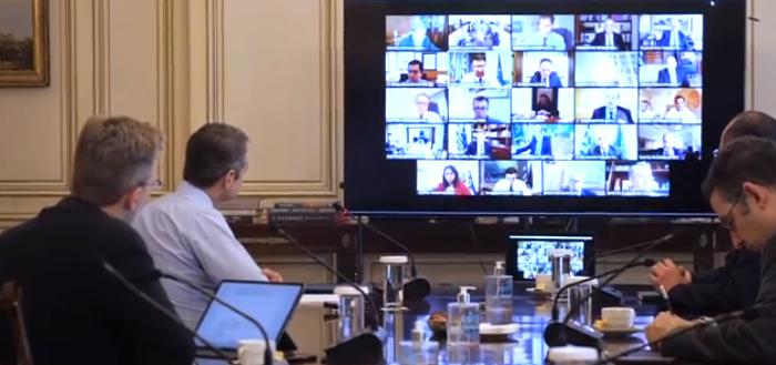 Συνεδριάζει στις 11:00 το υπουργικό συμβούλιο