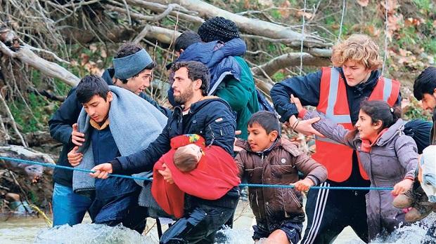 Η δαιμονοποίηση των ΜΚΟ – Η Ευρωπαϊκή Ένωση ευμενώς καθησυχάζει και καθεύδει