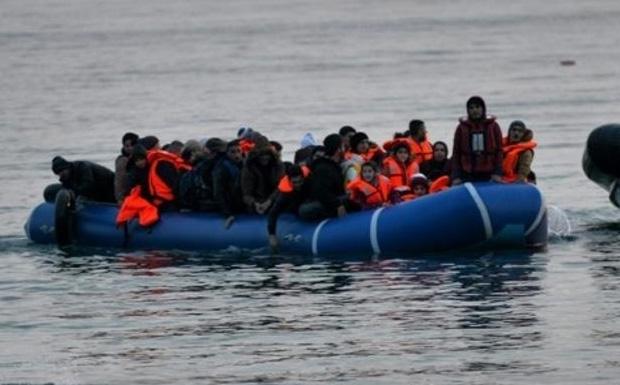 Στη Μυτιλήνη και τη Χίο ακουμπάει η Ελλάδα…