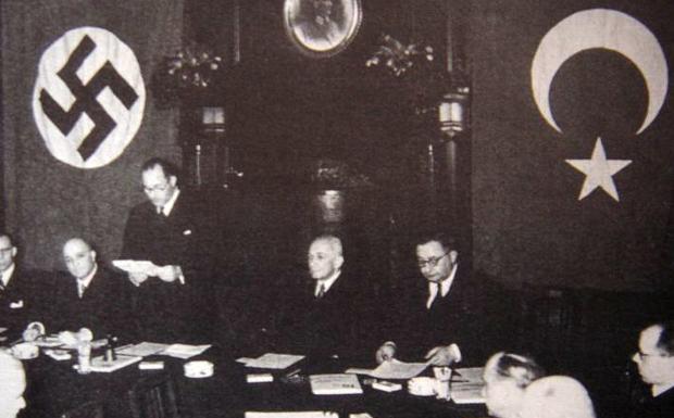 Türk-Alman Dostluk Paktı: Όταν η ουδέτερη Τουρκία συμμαχούσε με τους ναζί…