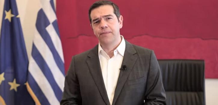 Ελλάδα δεν είναι μόνο η πατρίδα μας αλλά και οι αξίες μας, το μήνυμα του Αλέξη Τσίπρα για την 25η Μαρτίου