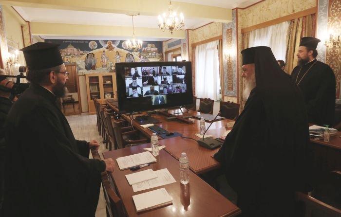 Εκκλησία Ελλάδος: Ακολουθίες κεκλεισμένων των θυρών τη Μεγάλη Εβδομάδα