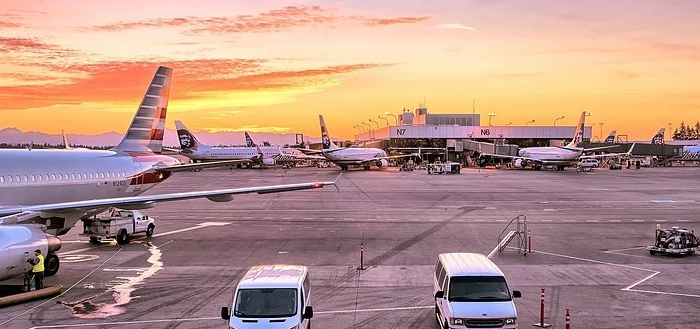 Σε ελεύθερη πτώση η κίνηση στα αεροδρόμια!