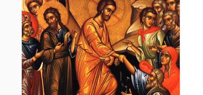 Απευθείας μετάδοση από το Οικουμενικό Πατριαρχείο οι Ακολουθίες των Παθών και η Ανάσταση (live streaming) ERTWORLD