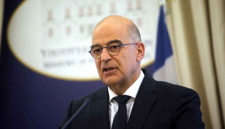 Μήνυμα Δένδια: Δεν θα δεχθούμε τετελεσμένα, να αποχωρήσει άμεσα η Τουρκία από την ελληνική υφαλοκρηπίδα