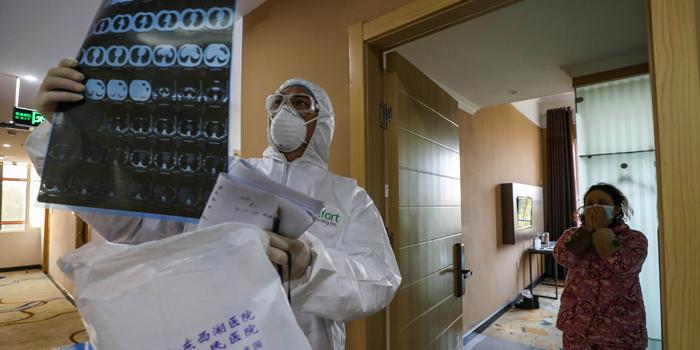 «Πανδημία: COVID – 19»: Ένα συγκλονιστικό ντοκιμαντέρ του Discovery για όλους τους συνδρομητές της Nova