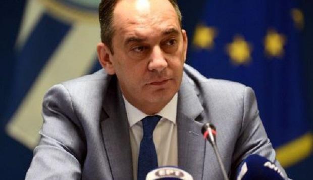 """Γ. Πλακιωτάκης στο """"Π"""": Στόχος μας η εδραίωση της παγκόσμιας ισχύος της ναυτιλίας μας"""