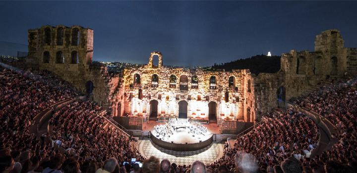 Εθνική Λυρική Σκηνή: Γκαλά Όπερας στο Ωδείο Ηρώδου Αττικού