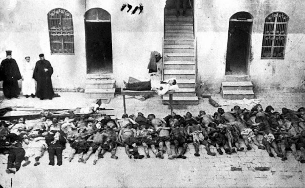 Η Γενοκτονία των Ελλήνων του Πόντου και της Μικράς Ασίας – Του Π. Αδαμίδη