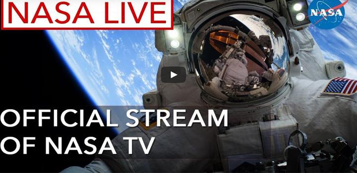 ΝΑSA LIVE: Αντίστροφη μέτρηση για την πρώτη επανδρωμένη διαστημική πτήση (στις 22:22)