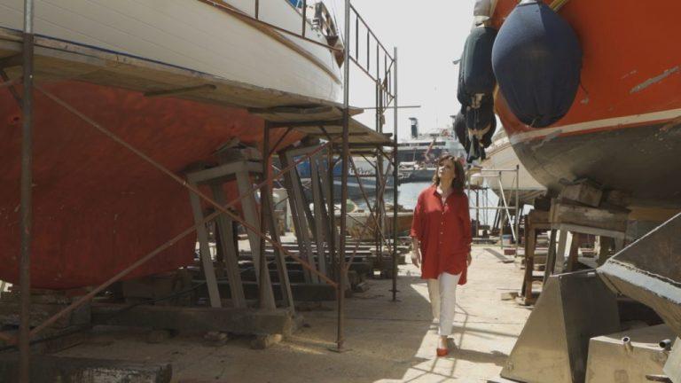 «Προσωπικά»: «Οι άνθρωποι της θάλασσας» – Με την Έλενα Κατρίτση (ΝΕΟΣ ΚΥΚΛΟΣ)