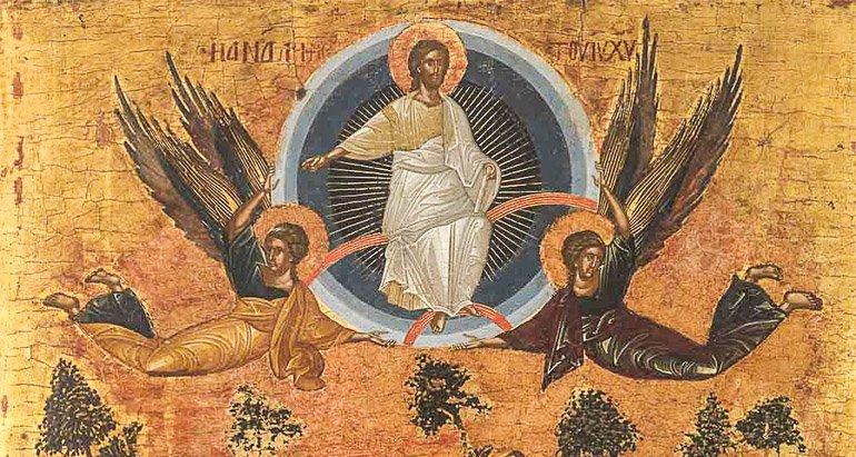 Ζωντανά η Θεία Λειτουργία, εορτή της Αναλήψεως του Κυρίου – live streaming
