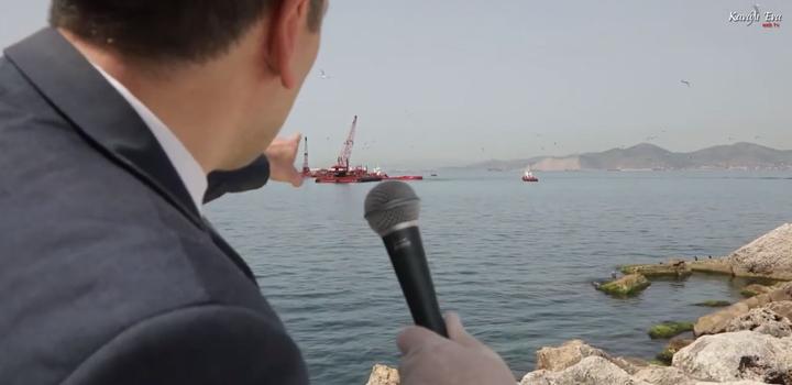 Δείτε που θα γίνει η επέκταση του λιμανιού του Πειραιά (video)