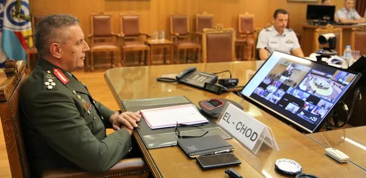 Προκλητικοί και παραβάτες κάθε μέρα: Ο αρχηγός ΓΕΕΘΑ κατήγγειλε την Τουρκία για Έβρο & Αιγαίο, στην Ε.Ε.