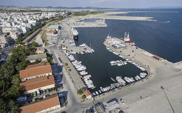 Φρούριο κάνουν το λιμάνι της Αλεξανδρούπολης οι ΗΠΑ!
