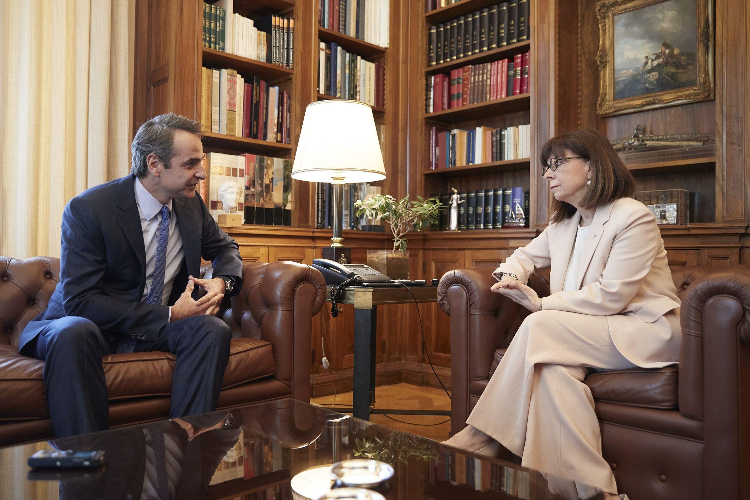 Μητσοτάκης: Αποκτήσαμε ξανά εμπιστοσύνη σε θεσμούς, κράτος και προς τον συμπολίτη μας