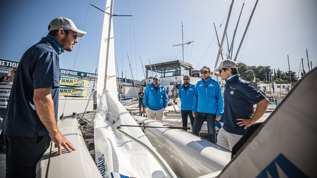Eπιστροφή στη θάλασσα για τους Ολυμπιονίκες Παναγιώτη Μάντη – Παύλο Καγιαλή