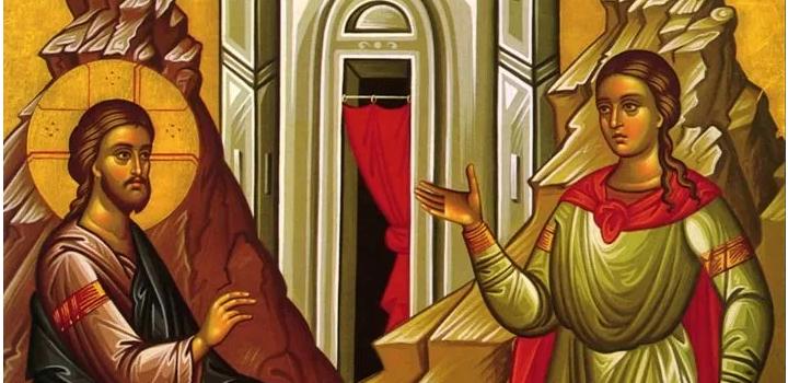 Ζωντανά: Ορθρος και Θεία Λειτουργία – Κυριακή της Σαμαρείτιδος Live streaming