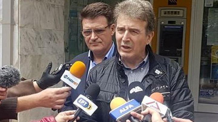 Μιχάλης Χρυσοχοΐδης: Με απόλυτη ψυχραιμία, με σχέδιο και στρατηγική φυλάσσουμε τα σύνορά μας
