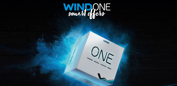 WIND ONE Smart offers: Μεγάλες ταχύτητες, μεγάλες προσφορές