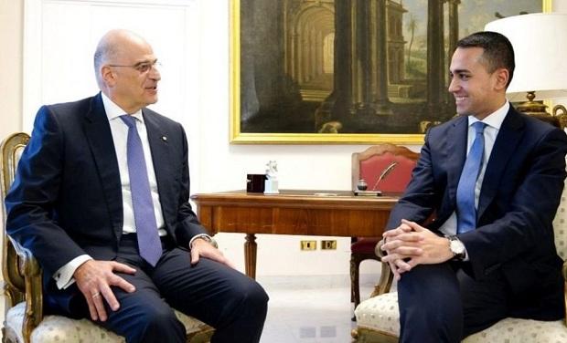 Η ελληνοϊταλική συμφωνία για τις θαλάσσιες ζώνες στο Ιόνιο και στη Νότια Αδριατική