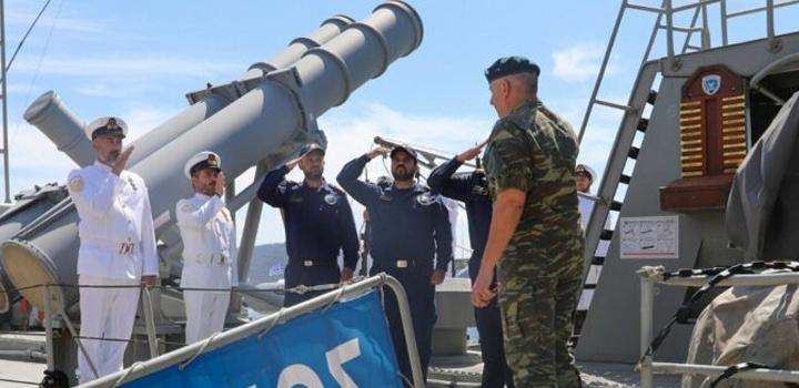 Ο αρχηγός ΓΕΕΘΑ απαντά στις προκλήσεις της Άγκυρας: Οι Έλληνες στρατιώτες θα σας κόψουν το δρόμο