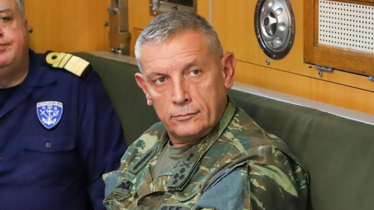 Αρχηγός ΓΕΕΘΑ: «Φιλοδοξούμε να κυριαρχήσουμε αν και όποτε απαιτηθεί. Ευχόμεθα να μην απαιτηθεί»