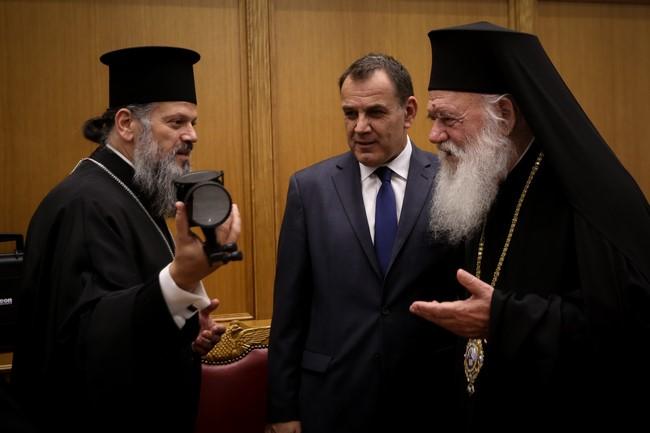 Δωρεά ειδικού εξοπλισμού στις Ένοπλες Δυνάμεις από την Εκκλησία της Ελλάδος
