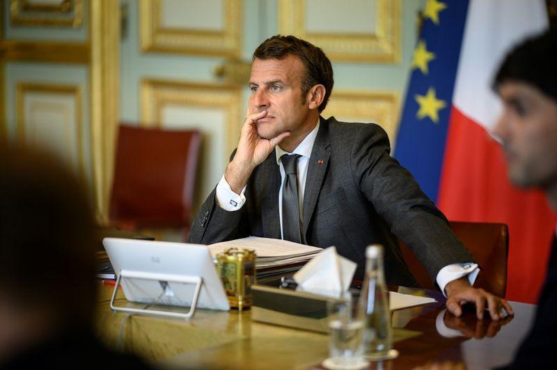 Εμ. Μακρόν: Η Γαλλία «δεν θα ανεχτεί» τον ρόλο που παίζει η Τουρκία στη Λιβύη