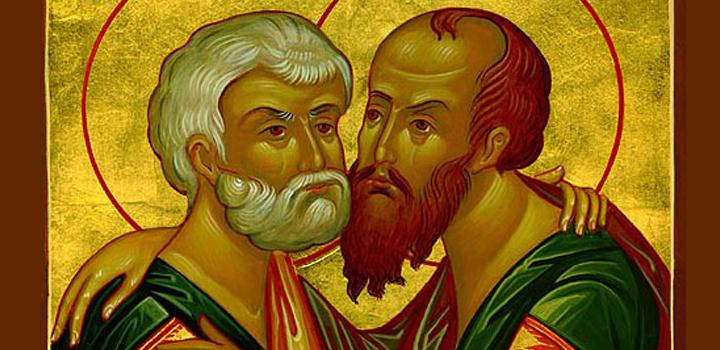 Άγιοι Πέτρος και Παύλος Πρωτοκορυφαίοι Απόστολοι