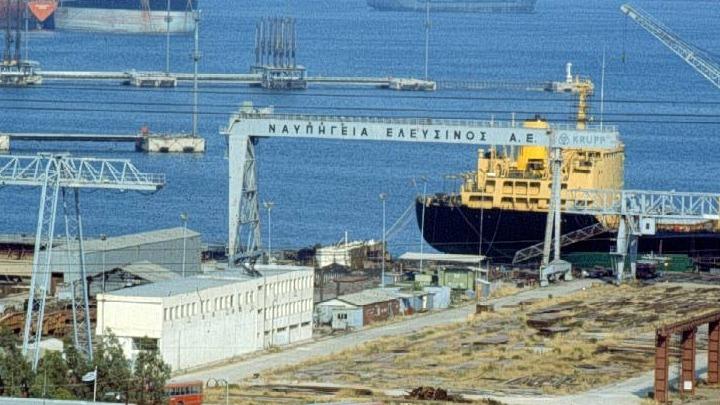 Άδ. Γεωργιάδης: Αμερικανικό ενδιαφέρον για την εξαγορά των Ναυπηγείων Ελευσίνας