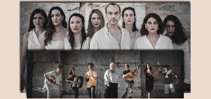 """Όλη η Ελλάδα ένας πολιτισμός: """"Πλάθοντας τον Προμηθέα"""" , """"Ρεμπέτικο αρχαιοελληνικό συμπόσιο"""" από το Θέατρο Τέχνης Καρόλου Κουν"""