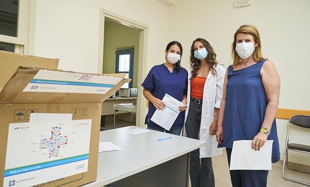 Η Alpha Bank συνεχίζει να στηρίζει τις Μονάδες Υγείας των ελληνικών νησιών μέσω του προγράμματος «Μαζί, με στόχο την υγεία»