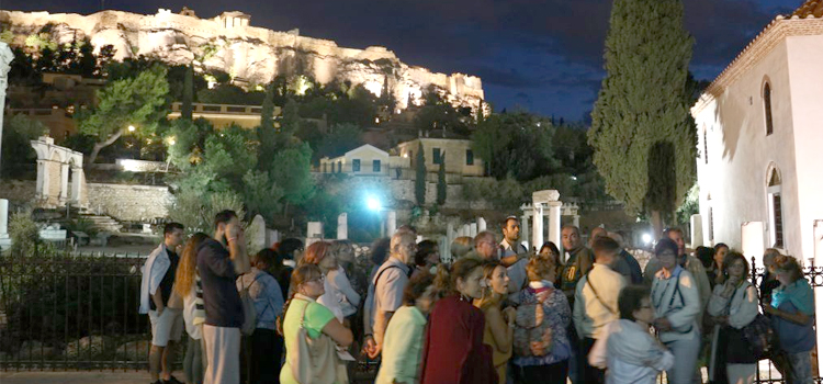 Μουσείο Σχολικής Ζωής και Εκπαίδευσης: Περίπατος στη Μεσαιωνική και Οθωμανική Αθήνα