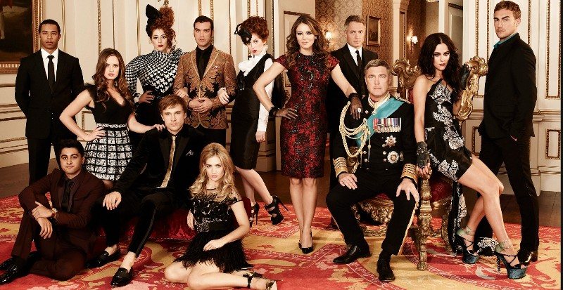 «The Royals» σε πρώτη τηλεοπτική μετάδοση στοOPEN