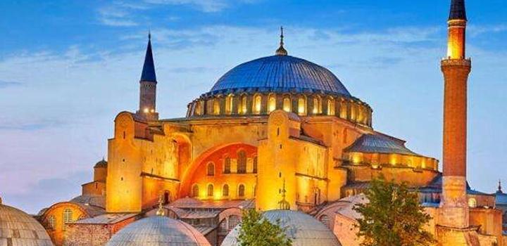 Π. Αδαμίδης: Τουρκία και Αγία Σοφία