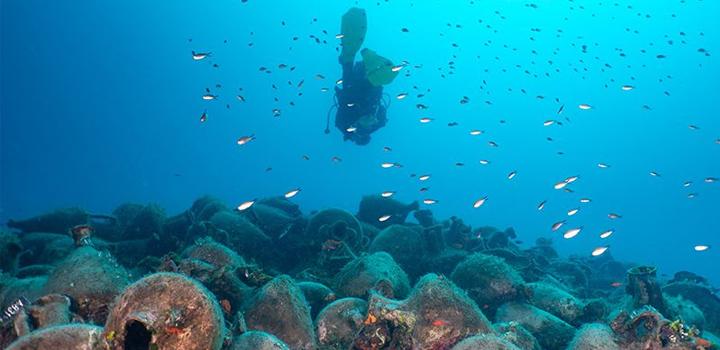 Smithsonian και Travel + Leisure αποθεώνουν το πρώτο υποβρύχιο μουσείο της Ελλάδας στην Αλόννησο!