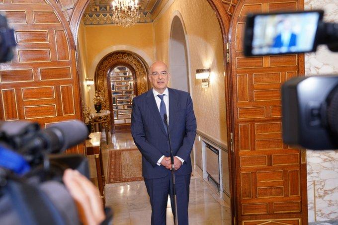 Στη Λιβύη ο Δένδιας – Συνάντηση με τον Πρόεδρο της Βουλής: Εντείνει τις διπλωματικές κινήσεις η Ελλάδα