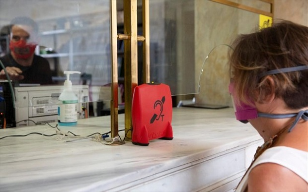 Δήμος Αθηναίων: Παρεμβάσεις προσβασιμότητας για άτομα με δυσκολία ακοής