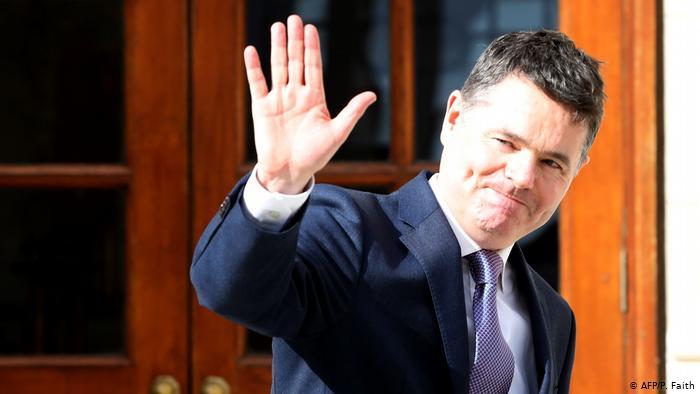 Έκπληξη ο νέος πρόεδρος του Eurogroupn Πασκάλ Ντόναχιου