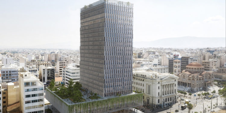 Γ. Μώραλης: Ο πύργος του Πειραιά προχωράει παρά το διεθνώς δυσμενές περιβάλλον