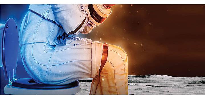 «Έξυπνες ιδέες»… για τουαλέτες περιμένουν στη NASA…