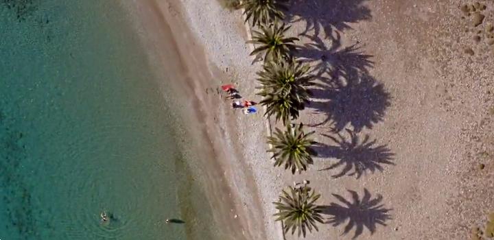 Πρωτοποριακό τουριστικό «αντί-Covid» βίντεο από τον Δήμο Νάξου & Μικρών Κυκλάδων!