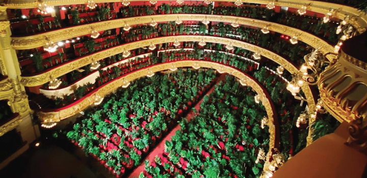 Όπερα Βαρκελώνης: Πρωτότυπη έναρξη με θέμα το lockdown! (φωτο)
