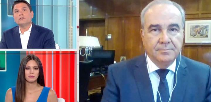 Ν. Παπαθανάσης: Δεν θα υπάρξει δεύτερο γενικό lockdown – Aναστολή των πανηγυριών μέχρι το τέλος Αυγούστου