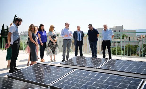 Όμιλος ΕΛΠΕ: Δωρεά σύγχρονου Φωτοβολταϊκού συστήματος στο ΚΕΝΤΡΟ ΑΓΑΠΗΣ ΕΛΕΥΣΙΝΑΣ