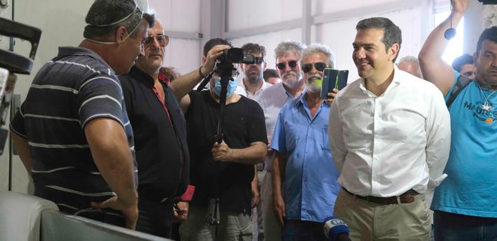 Αλέξης Τσίπρας: «Πρόβλημα ότι δεν διεκδικήσαμε τεστ για τουρίστες πριν έρθουν στην Ελλάδα – Η κυβέρνηση μεγιστοποιεί την κρίση, η ύφεση θα είναι τρομακτική»