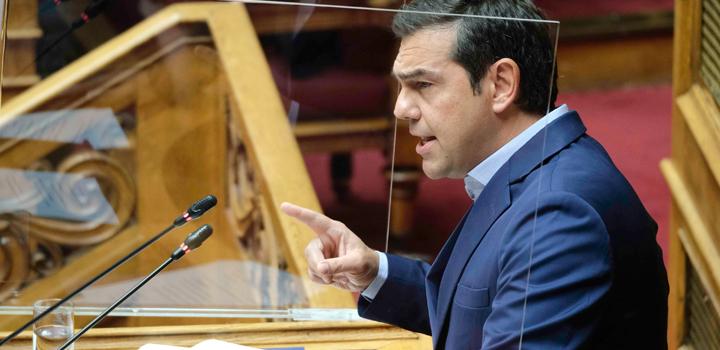 Αλ. Τσίπρας: Η κυβέρνηση Μητσοτάκη έχει χάσει τον έλεγχο